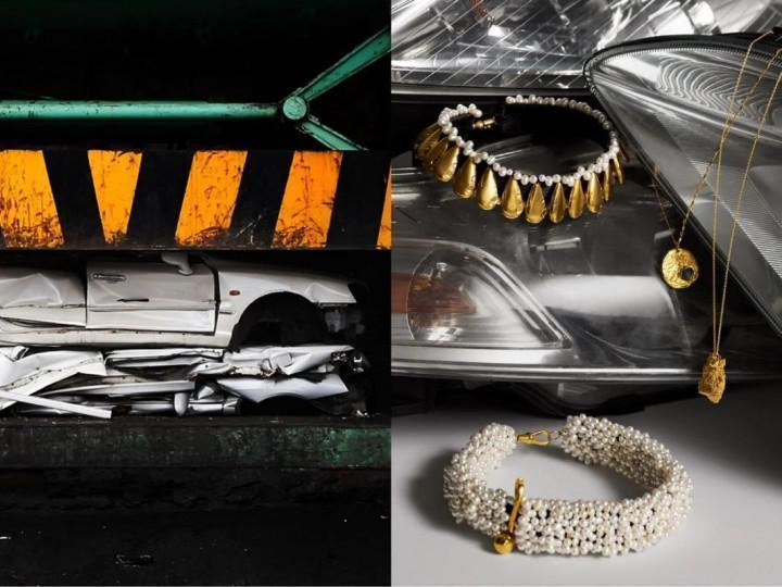 Abiti e gioielli di moda realizzati...