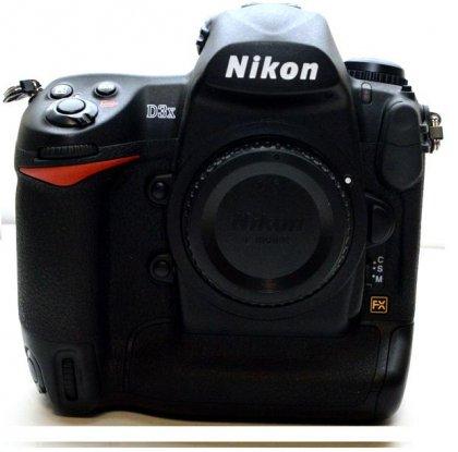 Nikon D 3x NOVA