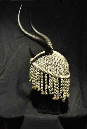 Lega bwami zucche cappello Cornuto... 3