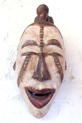 Nord Africa legno intagliato... 1