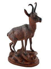 Coppia di antilope in legno... 4