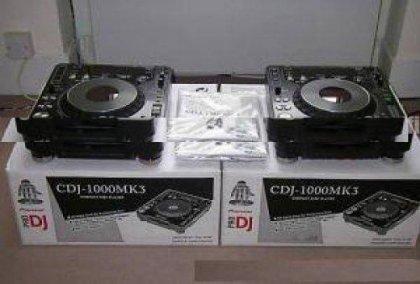 Brand New SET OF 2x CDJ-2000 Nexus... 3