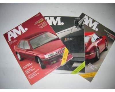 collezione della rivista AM
