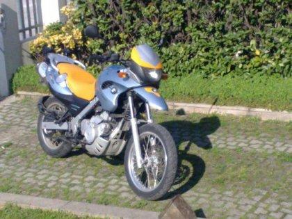 Bmw F 650 gs del 2003