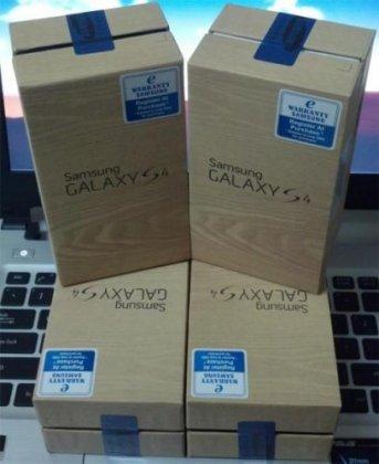 Apple iPhone e Samsung Galaxy 2