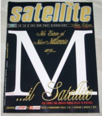 Baratto rivista Satellite - Numero...