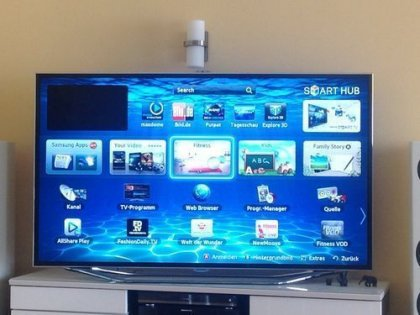 Samsung TV UE65ES8090 NUOVO 1