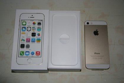 iphone 5s 16gb gold 2