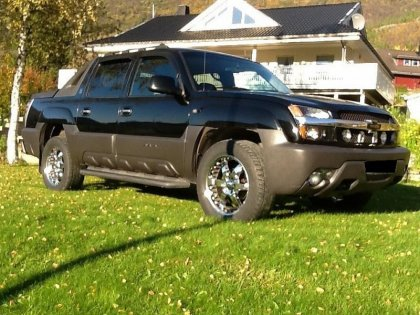 Chevrolet Avalanche 5,3l 1