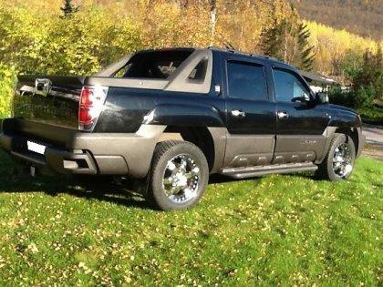 Chevrolet Avalanche 5,3l 3