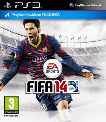 SCAMBIO FIFA 14 x PES 14