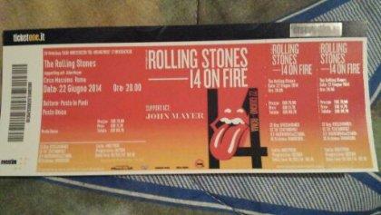 THE ROLLING STONES 22 Giugno 2014... 3