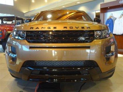 2015 Land Rover Range Rover Evoque 4