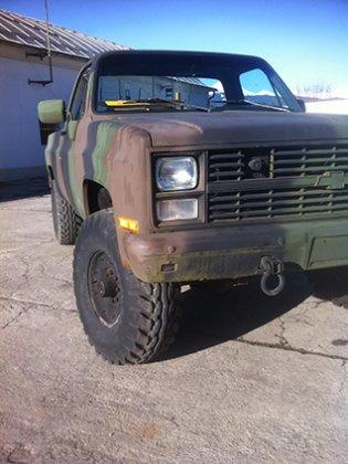 Chevrolet M1008 1