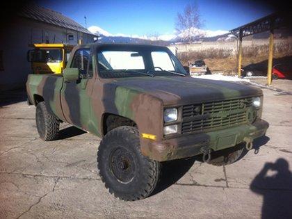 Chevrolet M1008 4