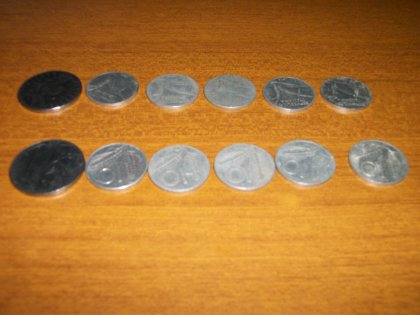 vendi monete lire italiane 2