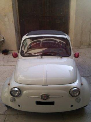 FIAT 500 allestimento ABARTH...
