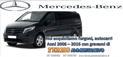 Veicoli commerciali Mercedes in...