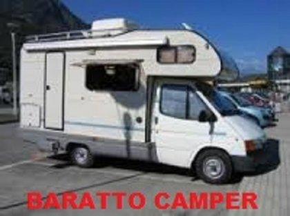 SCAMBIO CAMPER CON IDRAULICO...