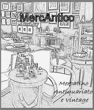 MercAntico - MERCATINO ANTIQUARIATO...