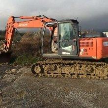 Escavatori cingolati Hitachi 2