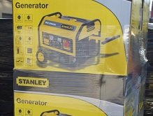 Stock generatori di corrente