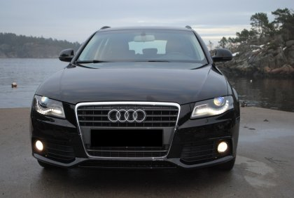 Audi A4 ano: 2009 1