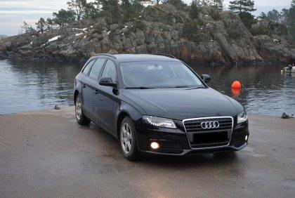 Audi A4 ano: 2009 2