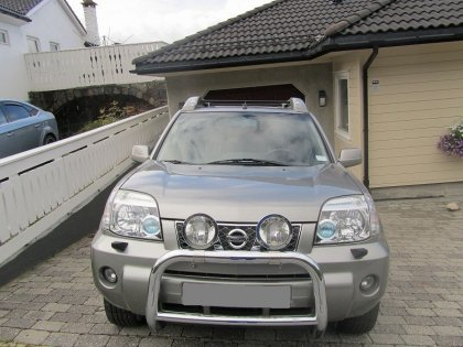 Nissan X-Trail 2.2 dCi anno 2006 2