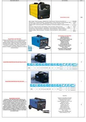 Stock saldatrici e caricabatterie 2