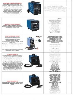 Stock saldatrici e caricabatterie 3