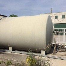 Cabina e cisterna di contenimento