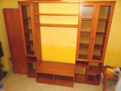 Libreria Ikea colore Faggio, ante a... 1