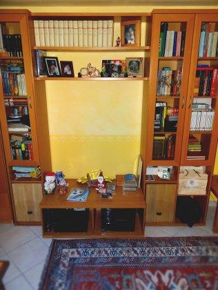 Libreria Ikea colore Faggio, ante a... 2