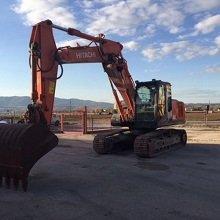 Escavatore cingolato Hitachi Zaxis