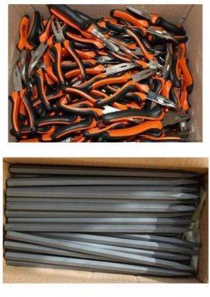 Stock utensileria Mundial 12000... 2