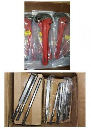 Stock utensileria Mundial 12000... 4
