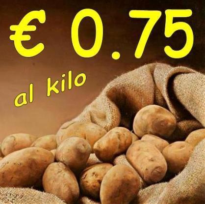 Offerta patate calabresi della Sila 1