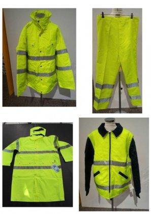 Stock abbigliamento da lavoro e... 3