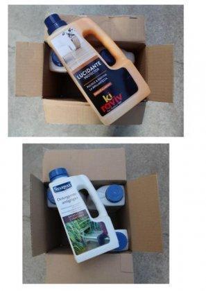 Stock detergenti per la casa 2000pz 2