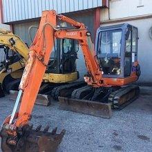 Escavatore cingolato Fiat Hitachi