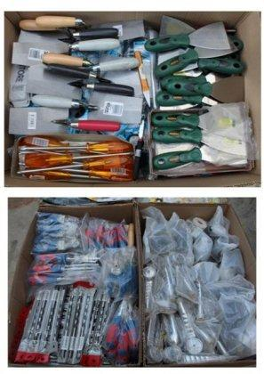 Stock ferramenta mista 25 bancali +... 2