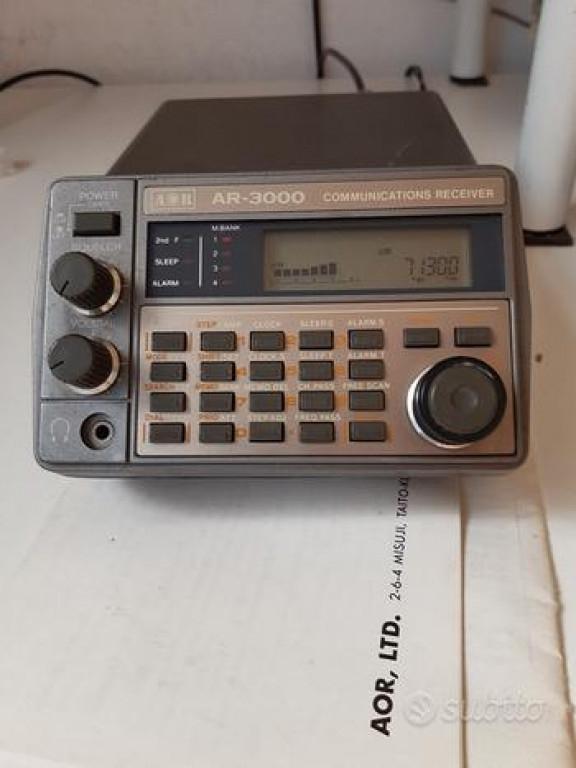 Ricevitore radio -scanner 1