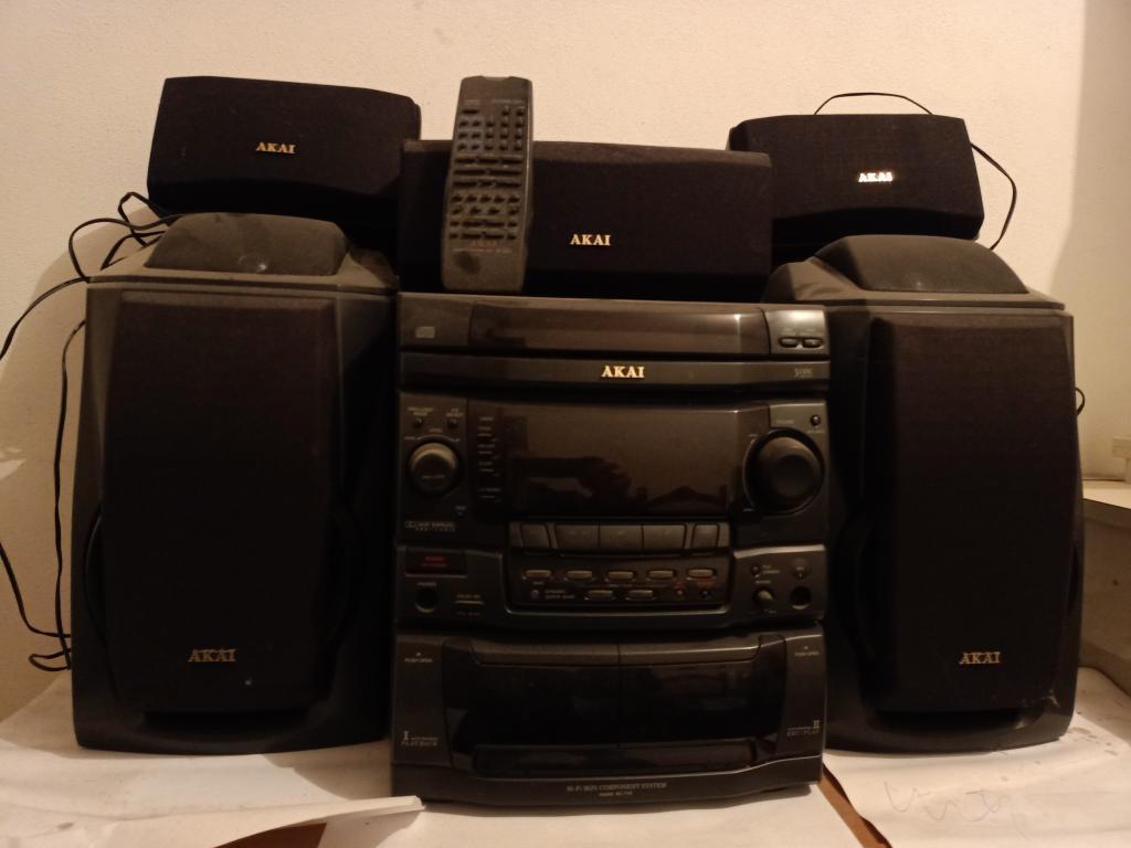 AKAI stereo barter 1