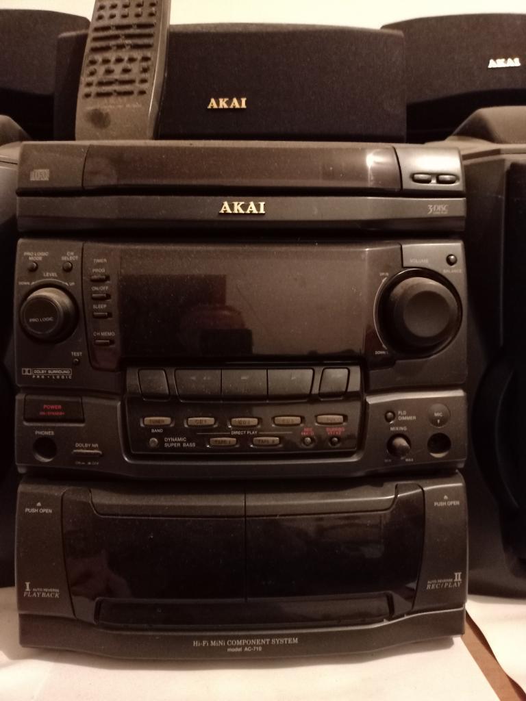 AKAI stereo barter 2